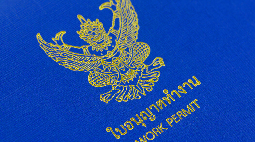 OUR SERVICE 5 Work Permit